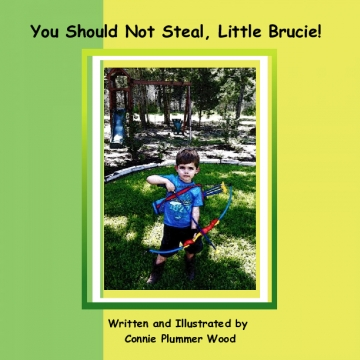 You Should Not Steal, Little Brucie!