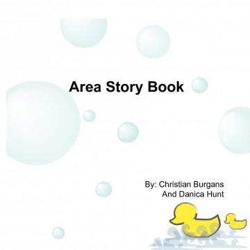 Area story book