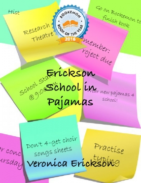 The Erickson School in Pajamas