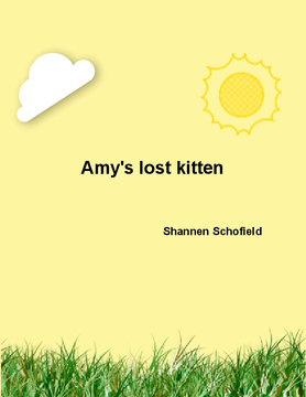 Amy's lost kitten