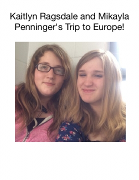 Our Trip to Europe
