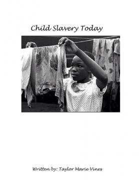 Child Slavery Today
