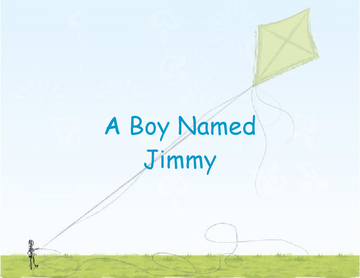 A Boy Named Jimmy