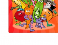Fruits And Vegetables And Excersise! Oh My!