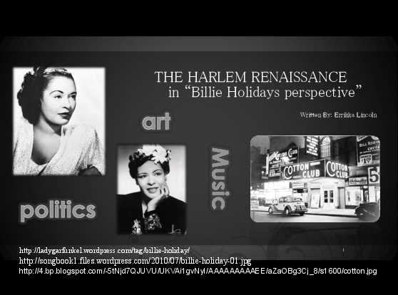 Billie holiday harlem renaissance book 269609 bookemon for Harlem renaissance coloring pages