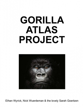Gorilla Atlas Project