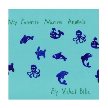 My Favorite Marine Animals