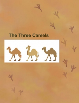 Three little Camels