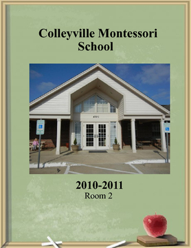 Colleyville Montessori School 2010-2011