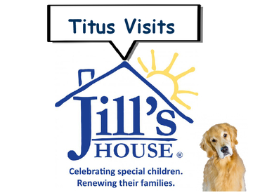 Titus Visits Jill's House