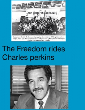 The NSW Freedom Rides
