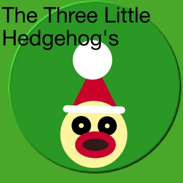 The Three little Hedgehogs