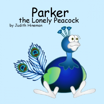 Parker the Lonely Peacock