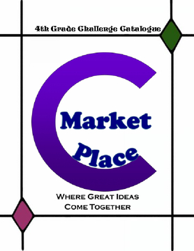 4th Grade Challenge Market Place Catalog
