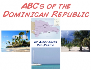 ABC's of the Dominican Republic