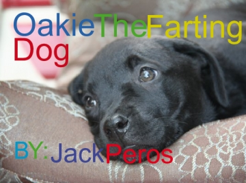 Oakie The Farting Dog