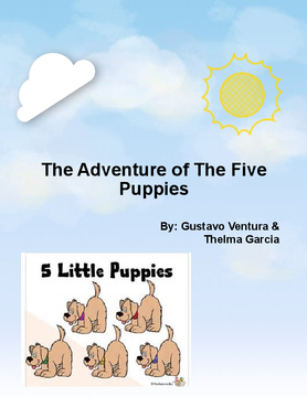 The Adventure of The Five Lost Puppies