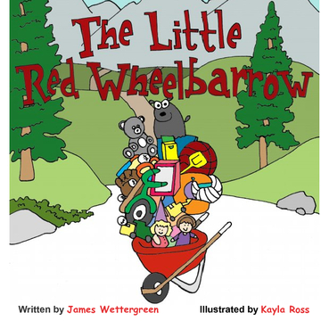 The Little Red Wheel Barrow