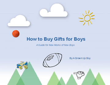 How to Buy Presents For a Boy