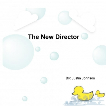 The New Director