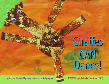 Giraffes CAN Dance!