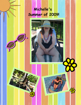 Michelle's Summer of 2009!