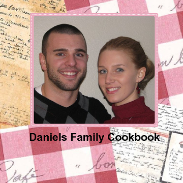 Daniels Family Cookbook