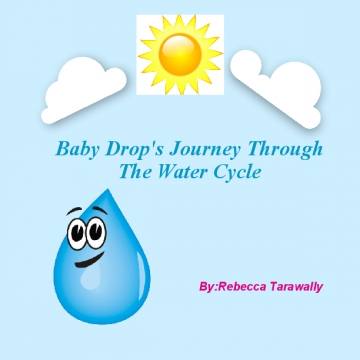 Baby Drop's Journey Through The Water Cycle