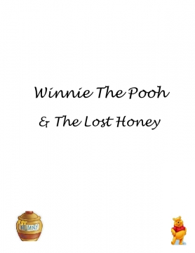 Winnie The Pooh's Lost Honey