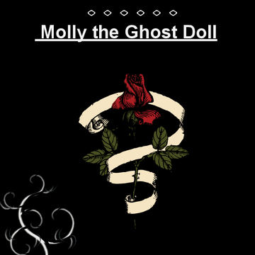 molly the ghost doll