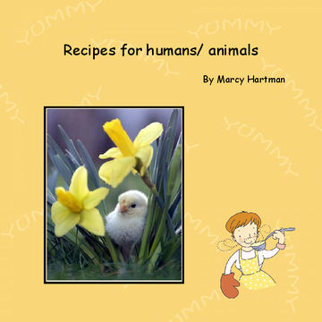 Recipes for humans /animals