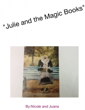 """Julie and the Magic Books"""