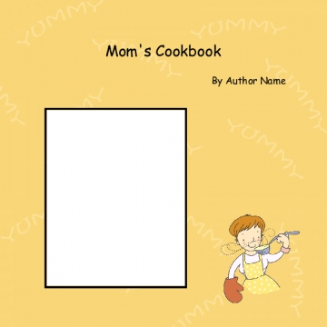 The mom and me cookbook