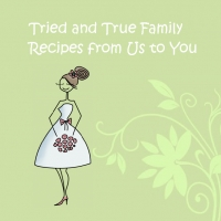 Tried and True Family Recipes from Us to You: In honor of Ilana's Bridal Shower