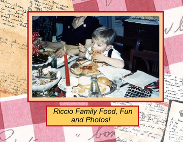 Riccio family recipes