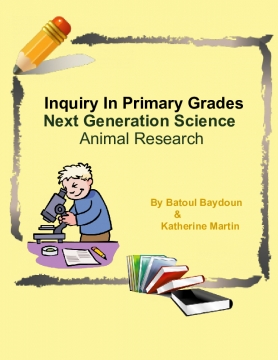 Inquiry In Primary Grades  Next Generation Science