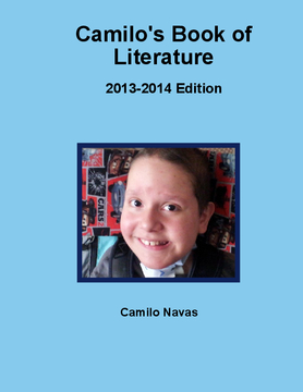 Camilo's Book of Literature
