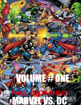 Marvel vs. DC volume 1