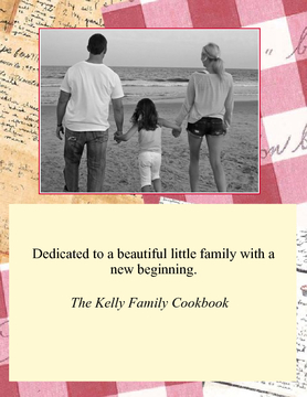 The Kelly Family Cookbook