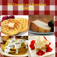 My Dessert and Breakfast Cookbook