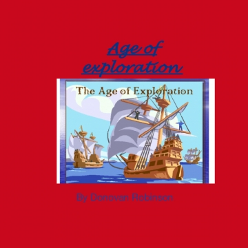 Age of exploreation