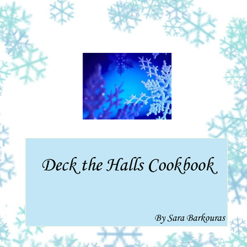 Deck the Halls Cookbook