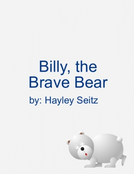 Billy, the Brave Bear
