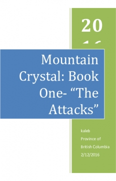 Mountain Crystal
