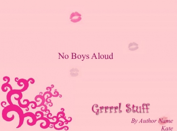 No Boys Aloud