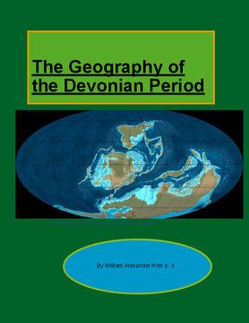 Geograph of the Devonian Period