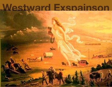Westward Exspainson Picture Book.