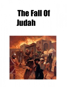 The Fall Of Juda
