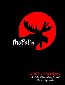 McPolin Yearbook 2009-10