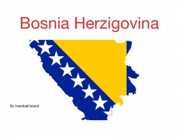 Abc's of Bosnia Herzigovina